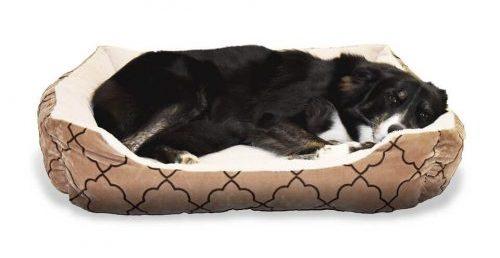 Forma de la cama para perros